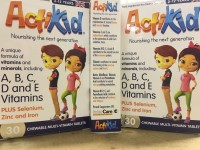 Accendo Pharma and ActiKid ® generous donation!