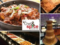 Inter Care Chef & Spice Evening Raised £1,085!