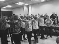 Inter Care Ceilidh Raised £1,907!