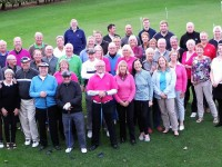 Knaresborough Charity Golf Day Raised £2,597.59!