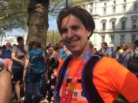 Martin completes London Marathon 2018 raising £3,094!