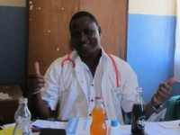 Meet Patrick Mthanyama, the Medical Assistant at Tsangano Health Centre