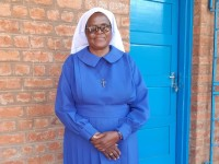 Meet Sr Josephine, the Sister in Charge of Maternity Care at Nsipe Health Centre in Malawi