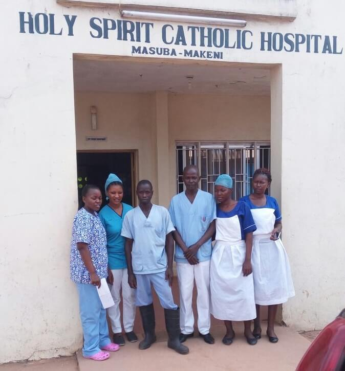 Holy Spirit Hospital, Makeni