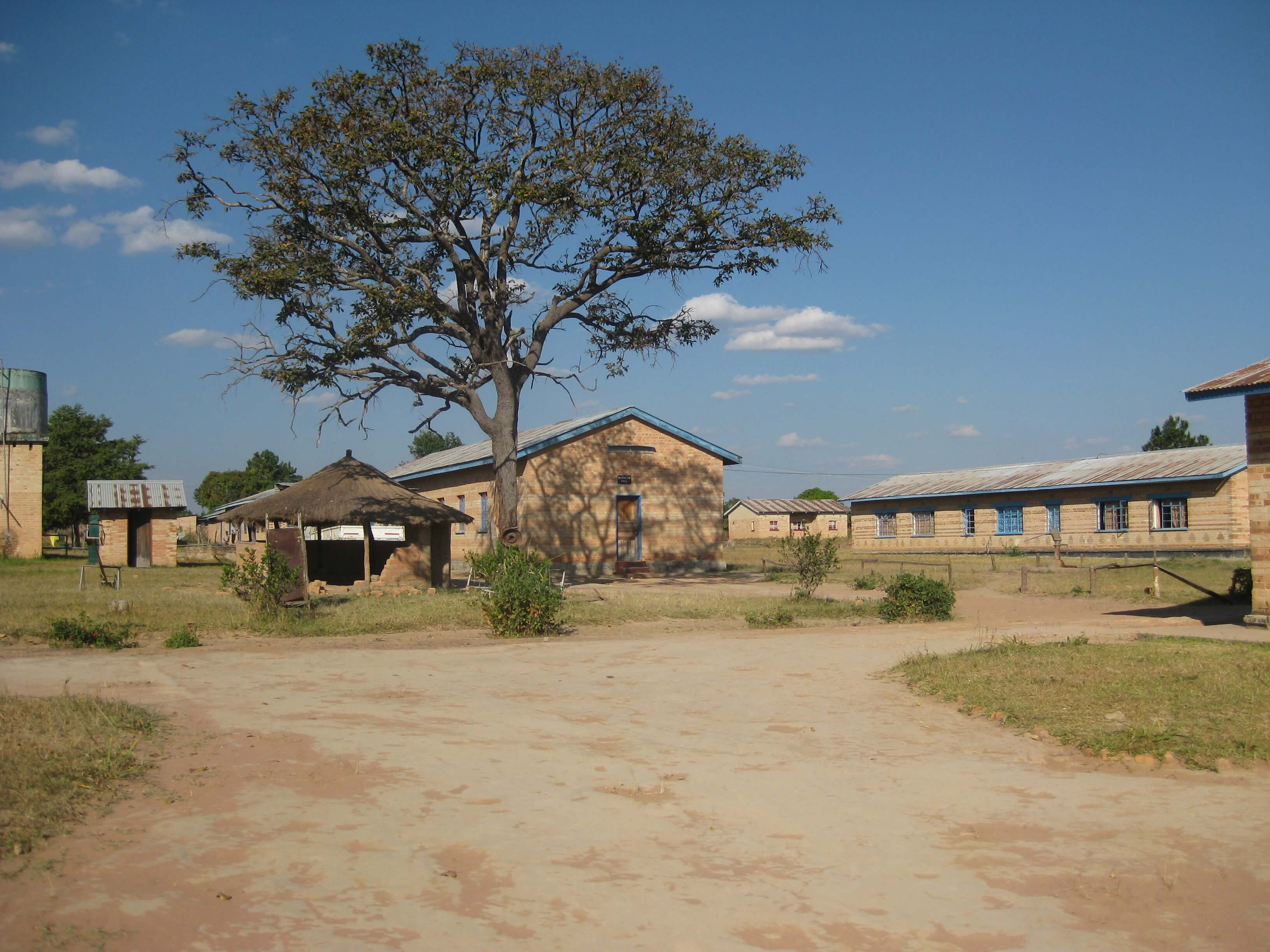 Mporokoso School for the Blind