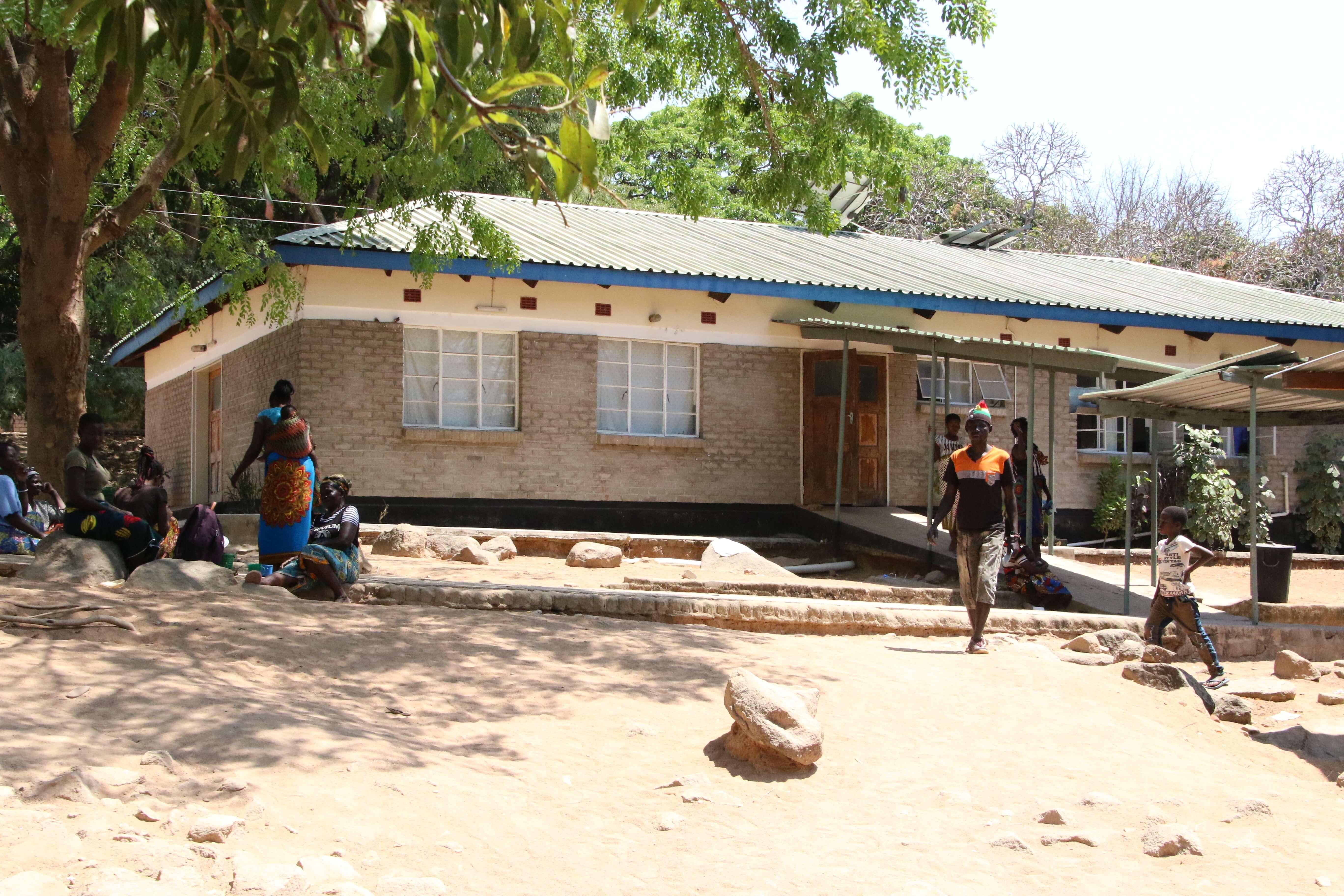 St Peter's Hospital, Likoma Island