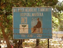 Bai Bureh Memorial Hospital