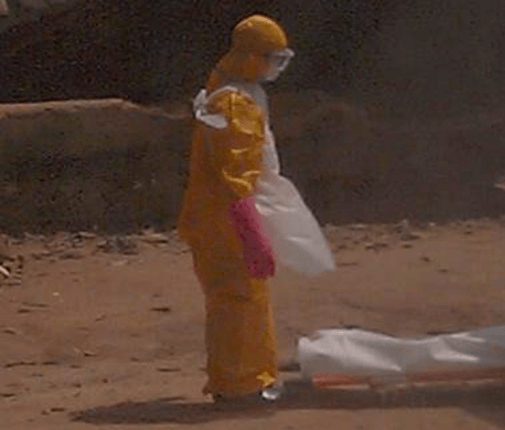 Latest on the Ebola outbreak: