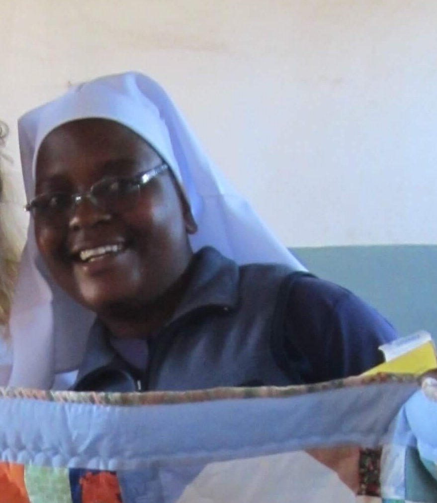 Meet Sr Bernadette, the Pharmacy Assistant at Tsangano Health Centre in Malawi