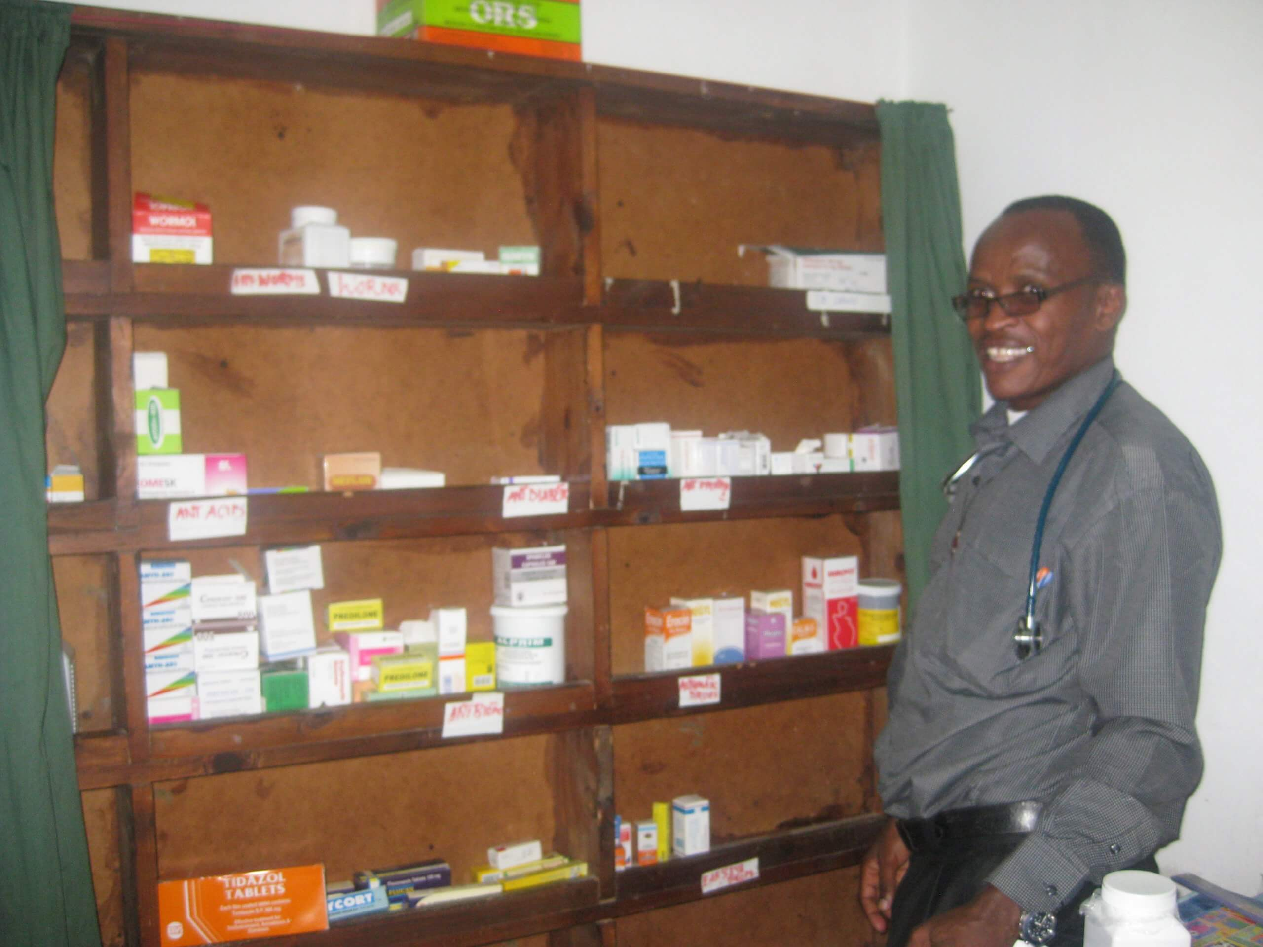 Kitope Dispensary