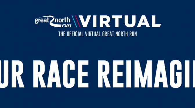 Take on GNR Virtual, the official virtual Great North Run and support Inter Care.