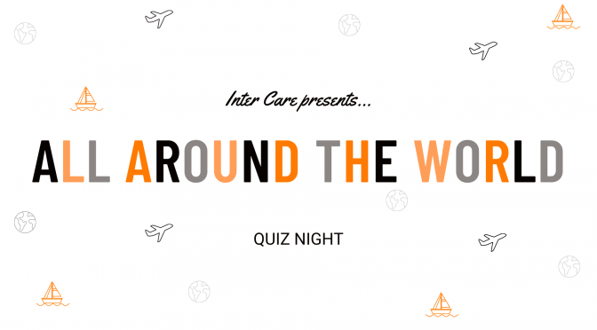 Virtual 'All Around the World' Quiz