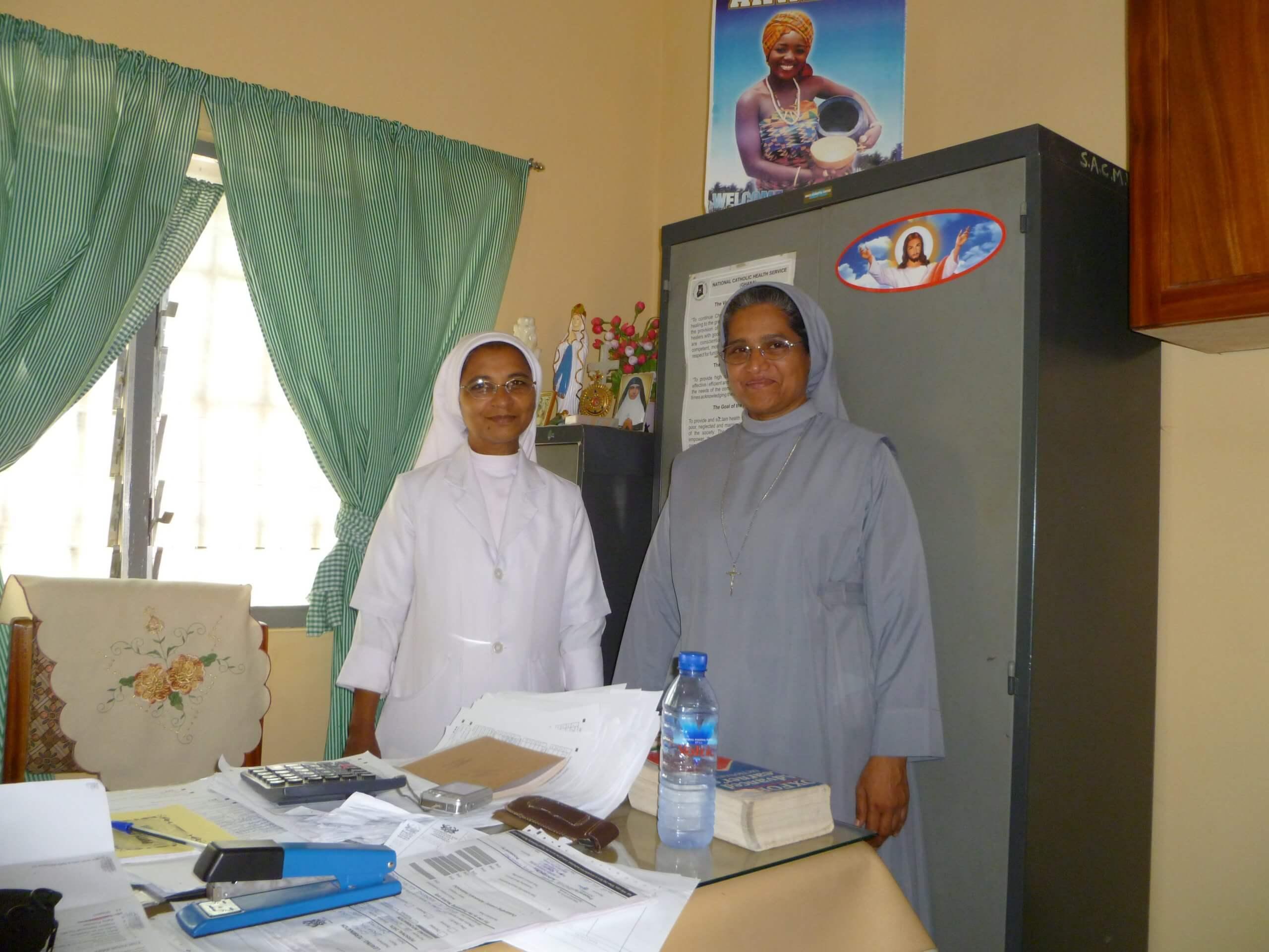 St Andrew's Catholic Clinic, Kordiabe