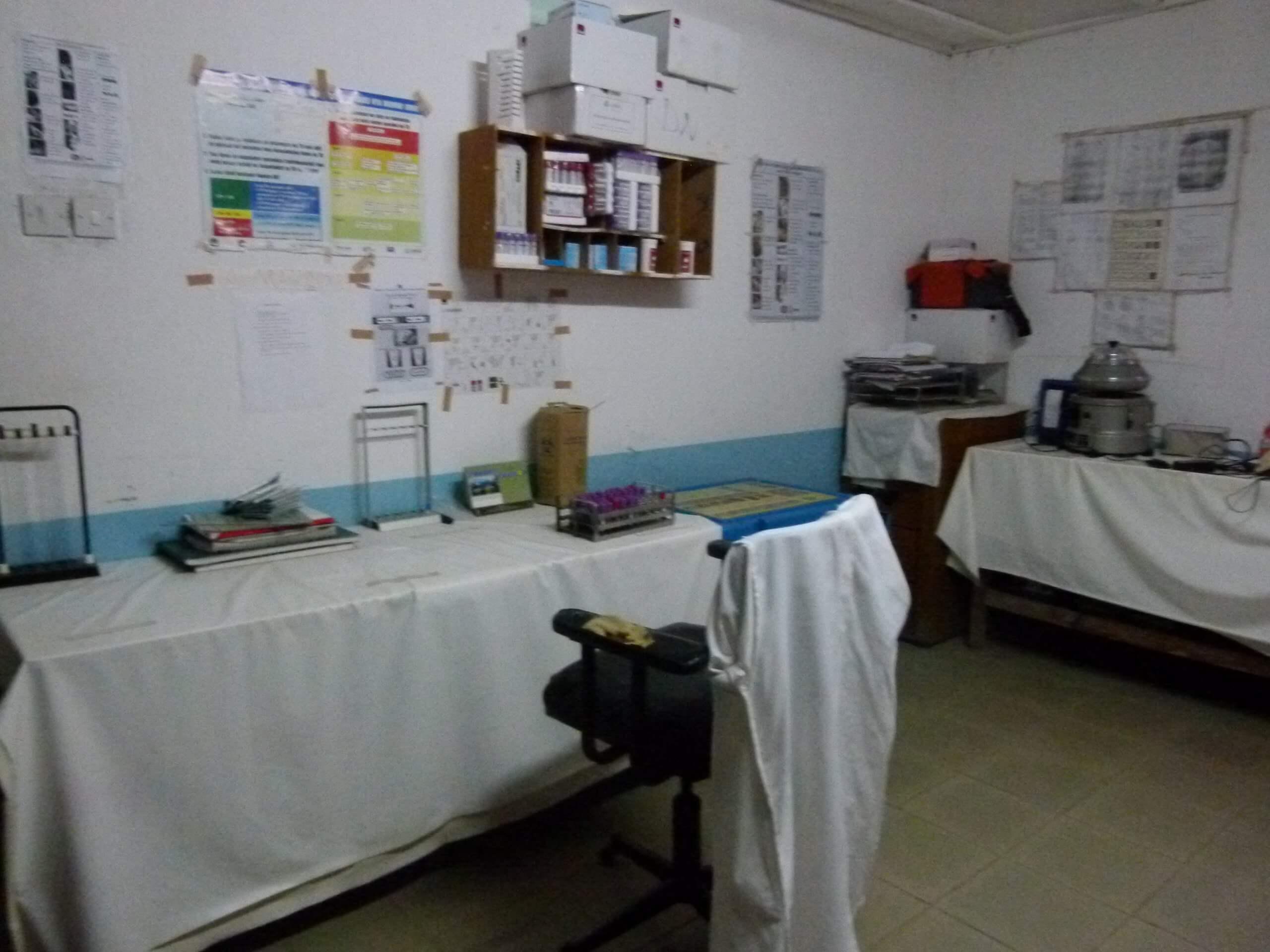 St Camilius Health Centre, Mvimwa